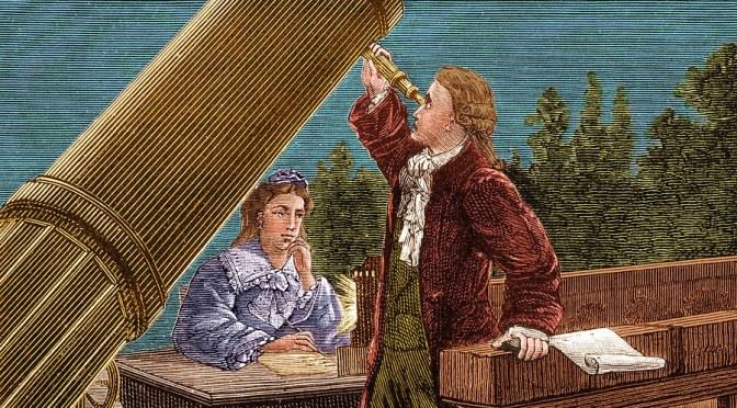 The Astronomer Caroline Herschel
