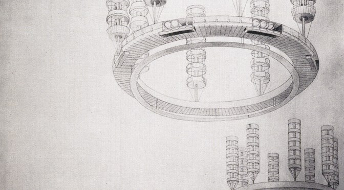 Krutikov's Flying City