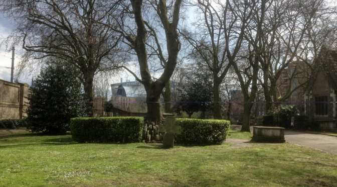 St Pancras Church, Old & New and the Grant Zoology Museum