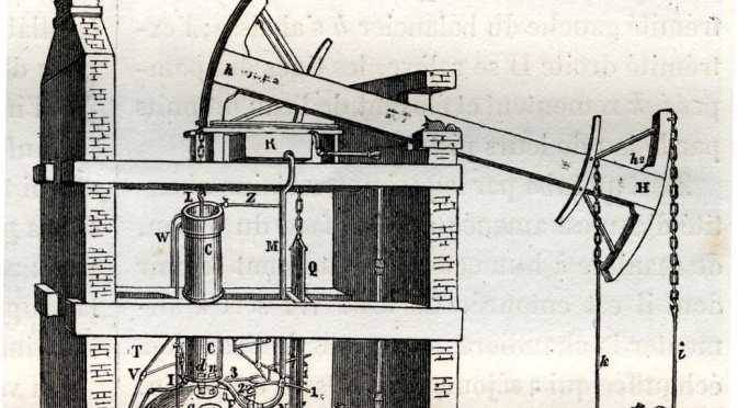 The Newcomen Engine of Brislington Engine House