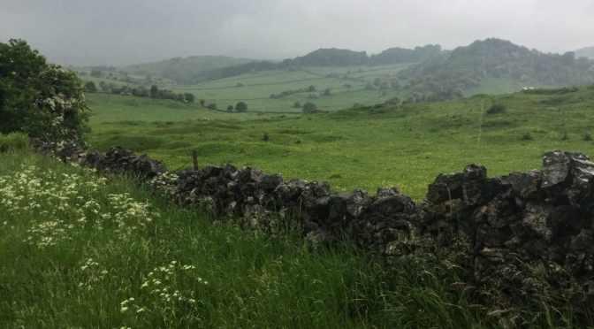 Walk: Farm-Bradbourne-Ballidon-Brassington-Farm