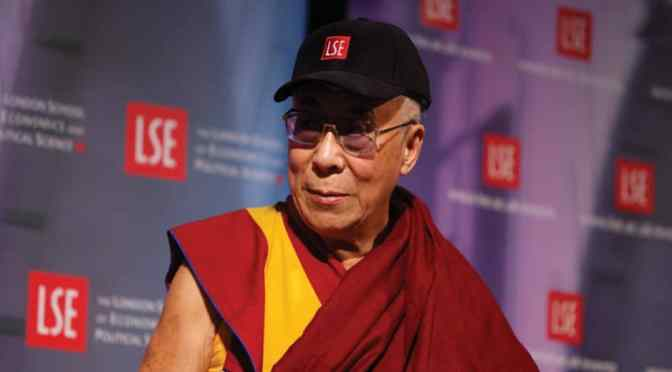 The Dalai Lama at LSE