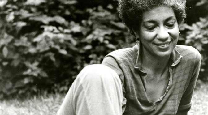 June Jordan — Who See Me