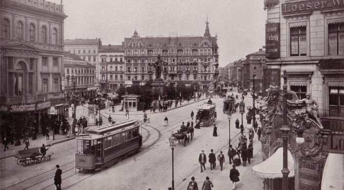 Georg Simmel: The Metropolis and Mental Life
