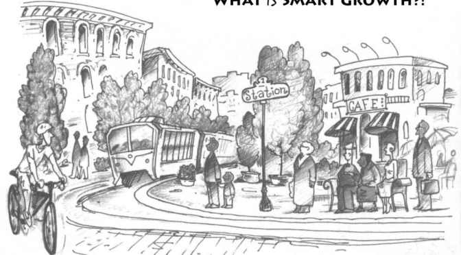 Sprawl, Health, and creating better cities through Smart Growth