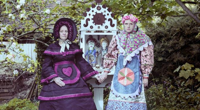The Maps (and other awesome art) of Grayson Perry (Arnolfini: Bristol)