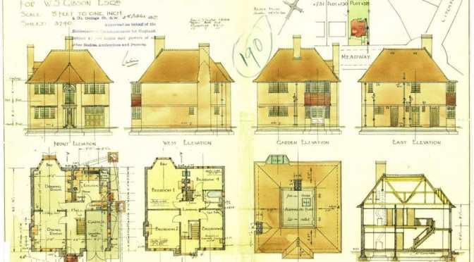 Burnett's A Social History of Housing: Housing the Middle Classes