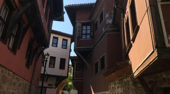 Pictures of home and housing in Old Plovdiv