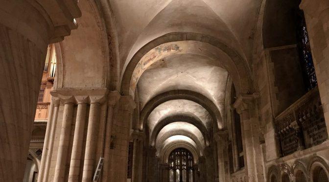 Romanesque Splendour: Norwich Cathedral