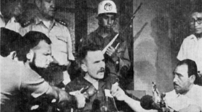 Régis Debray on the Revolution in the Revolution