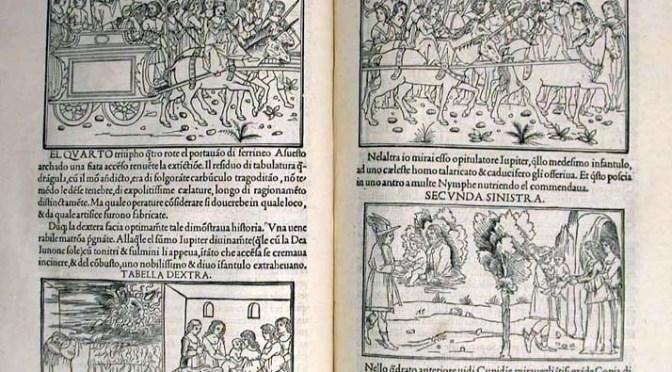 More medieval Misogyny, architecture and gardens — Hypnerotomachia Poliphili
