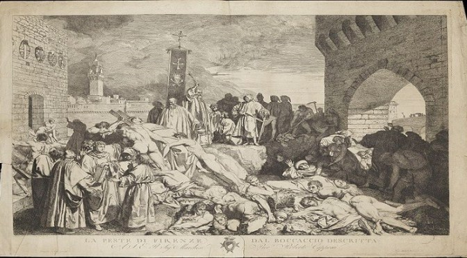 Storytelling in a time of plague: Boccaccio's Decameron