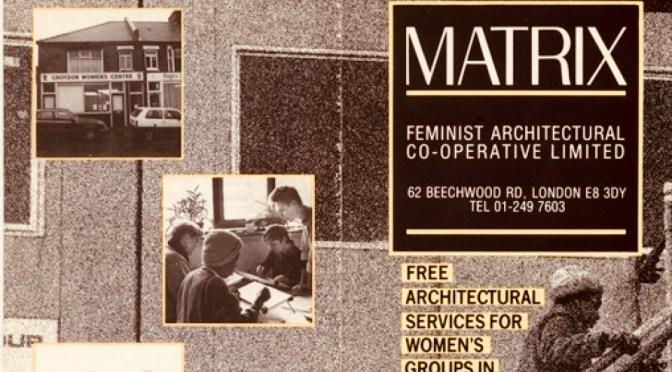 Matrix: A Feminist Critique of Home Design