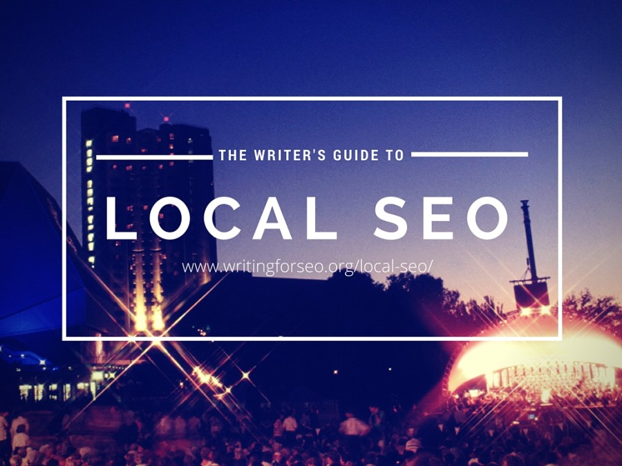 The Writer's Guide to Local SEO