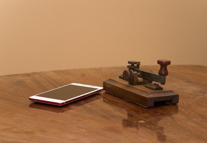 Morse code technology