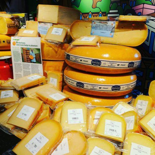 Amsterdam Dutch Cheese Museum