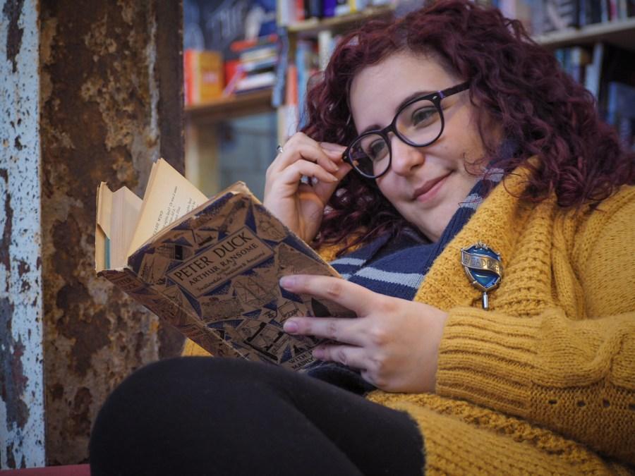 Big Comfy Bookshop Professional Photoshoot Coventry