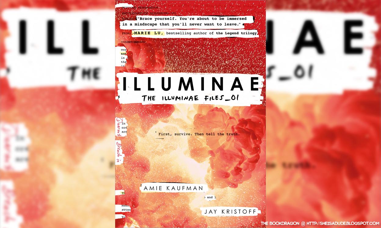 """Илумине"" (Досието Илумине #1) – Ейми Кауфман и Джей Кристоф"