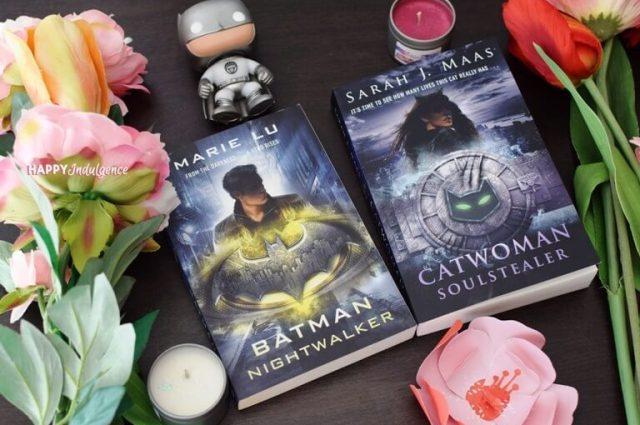 DC Icons/ Жената-котка: крадец на души на Сара Дж. Маас