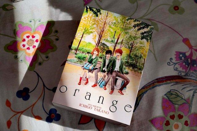 """""""Orange"""" (манга)"""