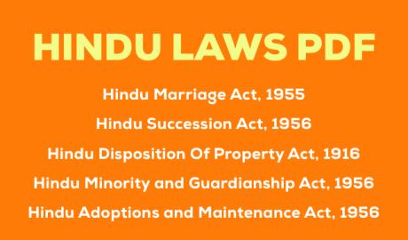 Download Hindu Law PDF