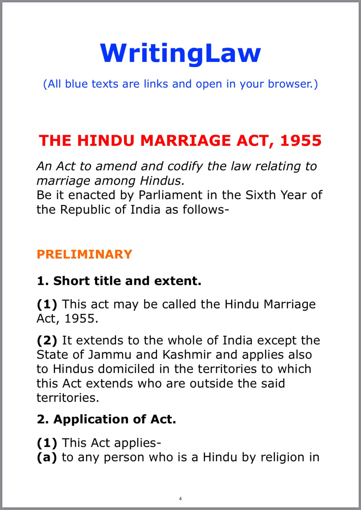 Transfer Of Property Act 1882 Bare Act Pdf