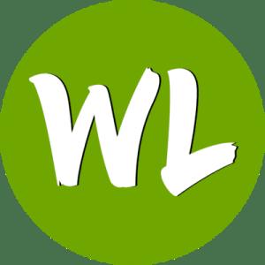 Writing Law Logo Green