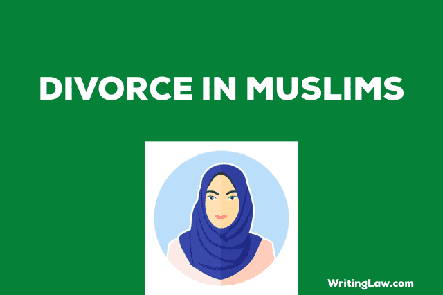 Divorce in Muslims