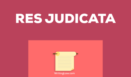Res Judicata Section 11 of CPC