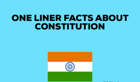 Facts about Constitution