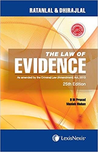 Evidence Act by BM Prasad