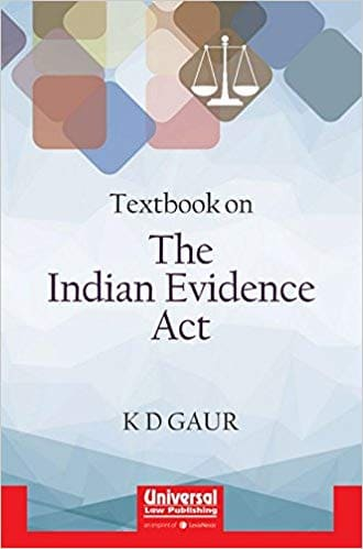 Evidence Act by KD Gaur