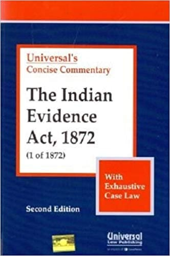 Evidence Act by Universal