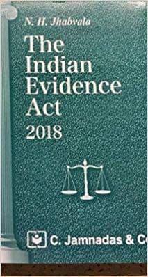Evidence act by C Jamnadas