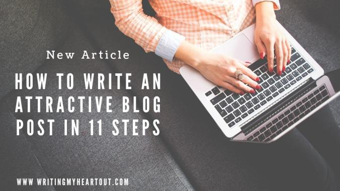 How To write attractive blog post