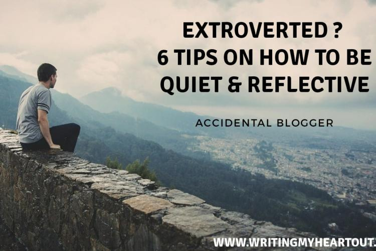 How to be Quite & Reflective
