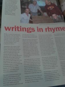 Midlands Arts Magazine Article