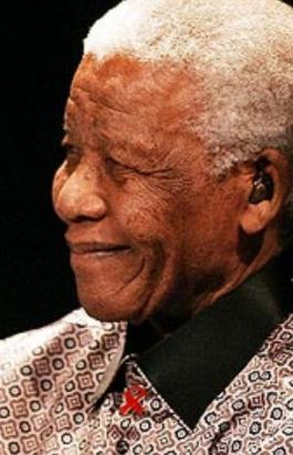Madiba The Late Nelson Mandela South African Prisoner and President Xhosa Prince and King