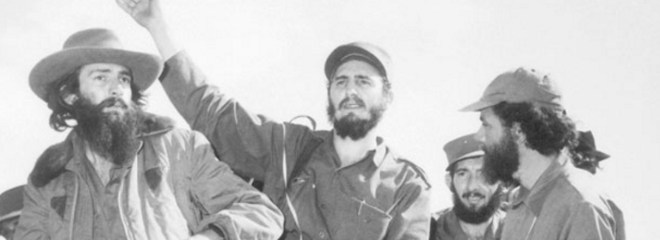 Fidel Castro after the Cuban Revolution and before he crossed my mother
