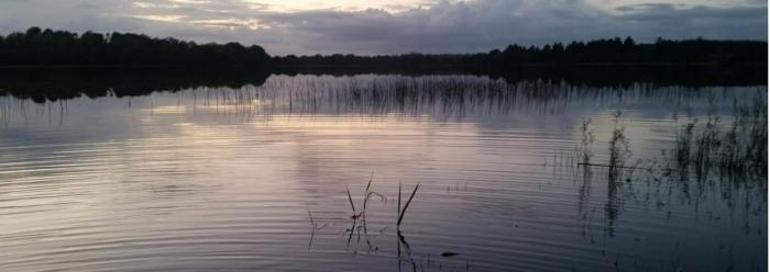 Annagh Lake in North Longford near Ballinamuck
