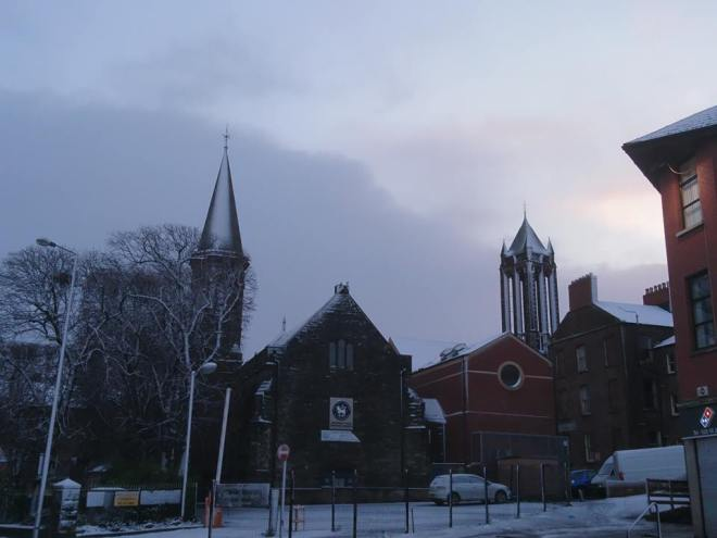 Moravian Church in Belfast