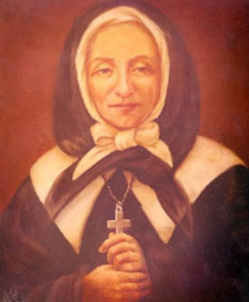 Saint Marguerite Bourgeoys - Feast Day Jan 12th
