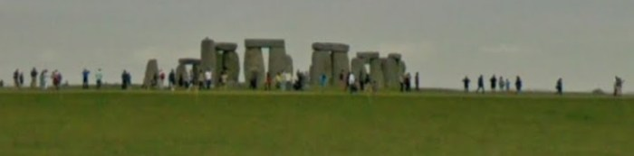 Stonehenge is to be renamed BallyStonehenge as its actually from Westmeath