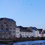 The Long Walk in Galway and the Spanish Arch
