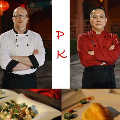 greatest chef - chinese reality tv show