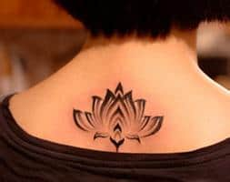 Buddhist Tattoo 3