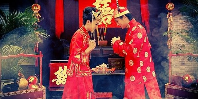 The 10 Etiquettes of a Traditional Chinese Wedding Ceremony