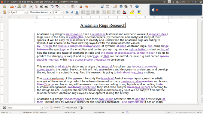 Research Paper for Journal Submission