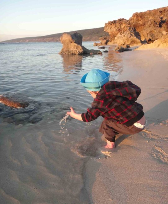 https://www.writteninwaikiki.com/finding-your-happy/ Yallingup Beach Western Australia