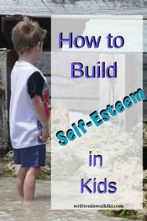 how to build self-esteem in children pinterest child looking at jetty